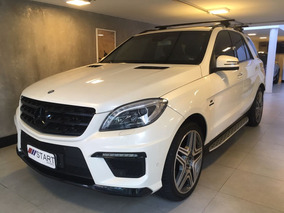 Mercedes Benz Classe Ml 63 Amg 5.5 V8 Biturbo 5p