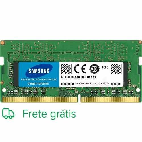 Memória 2gb Ddr3 Notebook Samsung Np Rv411-cd4br Mm5uc