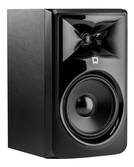 Monitor Studio Jbl 306p Mkii Bi-amp Digital Garantia E Nf-e