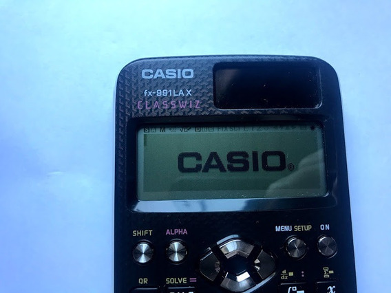 Calculadora Científica Casio Fx-991lax Classwiz Original