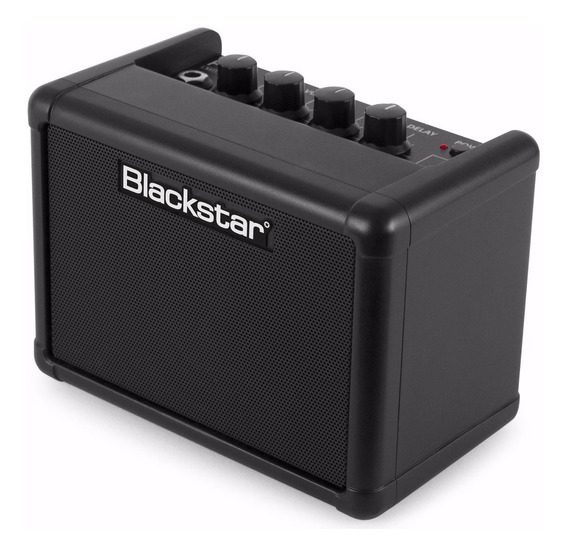 Amplificador Guitarra Blackstar Fly 3 Portatil 3w 1x3 Cuotas