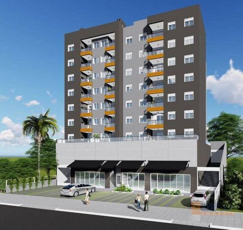 Apartamento Com 2 Dormitórios À Venda, 94 M² Por R$ 235.000,00 - São Luiz - Caxias Do Sul/rs - Ap1231