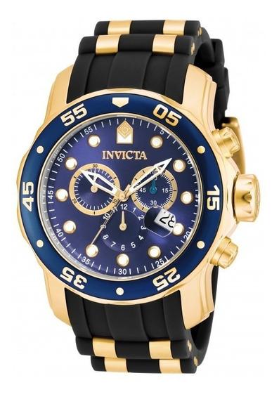 Relógio Invicta 17882 Pro Diver Original Com Caixa