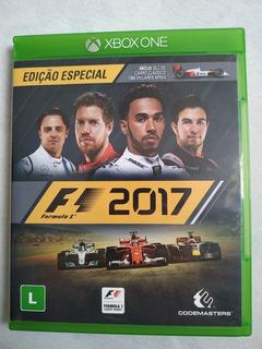 F1 2017 Xbox One Mídia Física