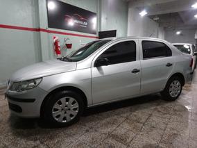 Volkswagen Voyage 1.6 Comfortline Plus 101cv Ant $99000 Ctas