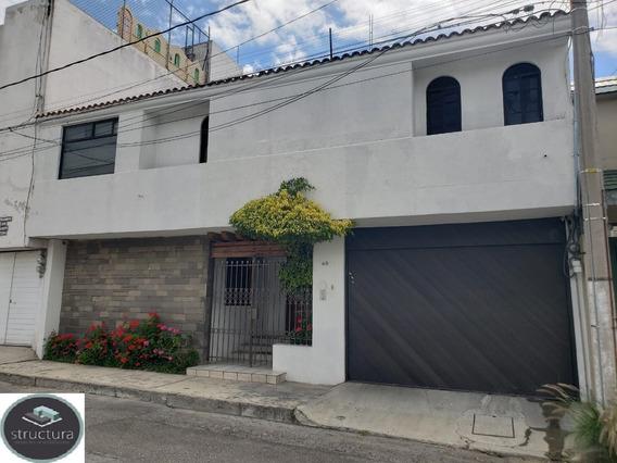 Casa En Renta *col. Las Palmas* Puebla $26,000 Para Oficinas