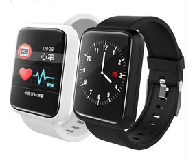 Relogio Smartband Sport3 Pressão Arterial E Monitor Cardíaco