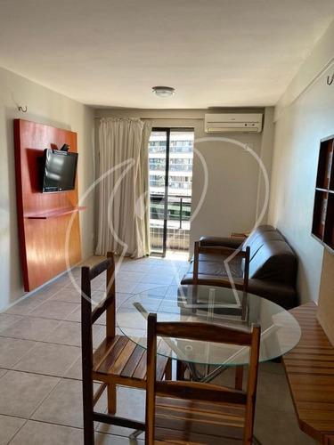 Apartamento Com 2 Dormitórios À Venda, 68 M² Por R$ 420.000,00 - Meireles - Fortaleza/ce - Ap2274