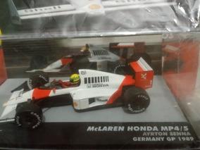 Mc Laren Honda F1 Mp4/5 Ayrton Senna 1989 1/43