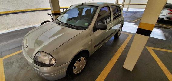 Renault Clio 1.0 16 Válvulas 2002/03