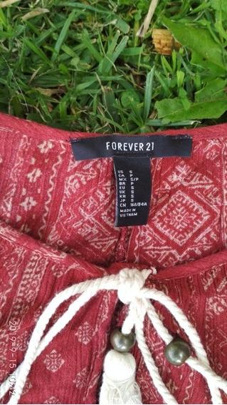 Vestido Forever 21 Bambula