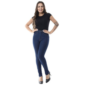 a59b2970c Calça Jeans Cintura Alta Cropped - Calçados, Roupas e Bolsas ...