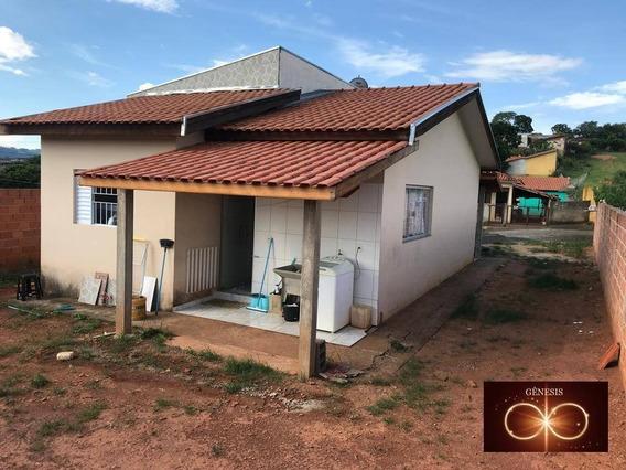 Vendo Casa Em Monte Sião - Ca0009