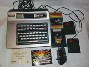 Odyssey Philips + 2 Jogos