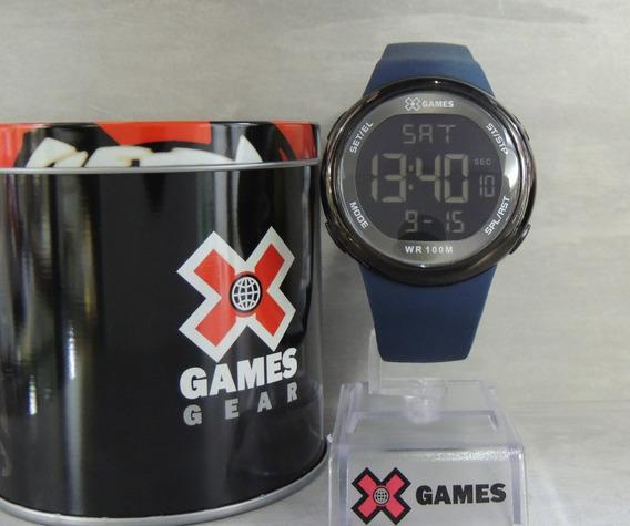 Relógio X Games Masculino Digital Mod: Xmppd440 Pxdx ( Nf)