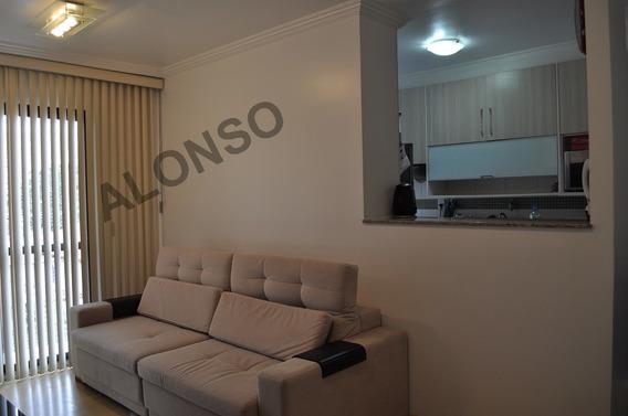 Apartamento Para Venda, 2 Dormitórios, Jardim Das Vertentes - São Paulo - 14121