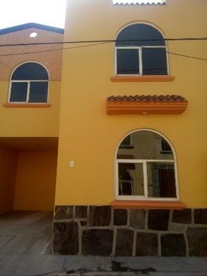 Casa En Venta En Col. San José Tetel, Tlaxcala