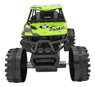Camioneta 4x4 Mad Runner X Speed Traccion Auto Escala Nenes