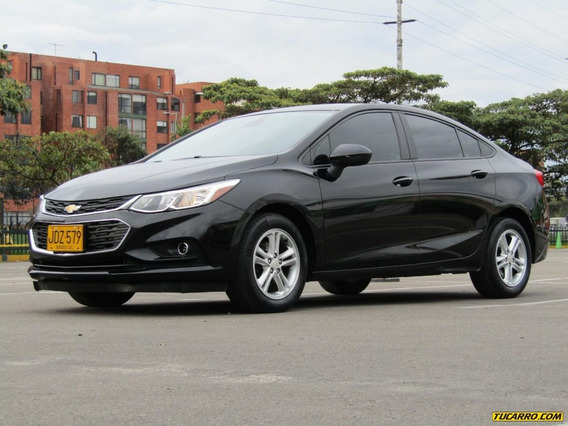 Chevrolet Cruze Lt 1400 T At Aa Ab Abs