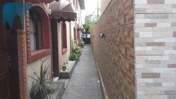 Casa A Venda No Bairro Vila Santo Antônio Em Guarujá - Sp. - 413-1