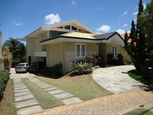 Casa À Venda, Condomínio Reserva Colonial, Valinhos. - Ca2020