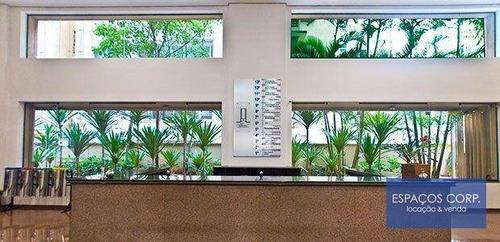 Imagem 1 de 6 de Conjunto Comercial Para Alugar, 263m² - Jardim Paulista - São Paulo/sp - Cj2462
