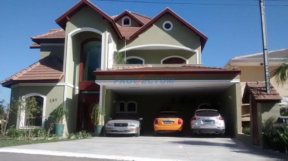 Casa À Venda Em Residencial Morada Dos Lagos - Ca276555