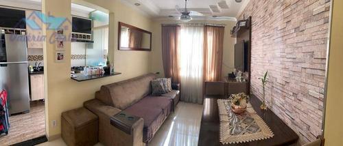Apartamento Com 2 Dormitórios À Venda, 45 M² Por R$ 245.000,00 - Ponte Grande - Guarulhos/sp - Ap1452