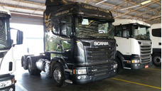 Scania R440 Griffin Edition 0km