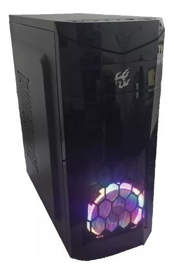 Pc Game Core I7 4770 3.9ghz 16gb Ssd 240gb Gtx1050 Ti C/led