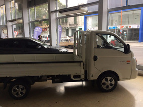 H100 Truck Sin Caja Chasis Extralargo Linea 2017