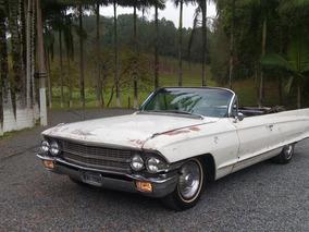 Cadillac Conversível 1962 Série 62