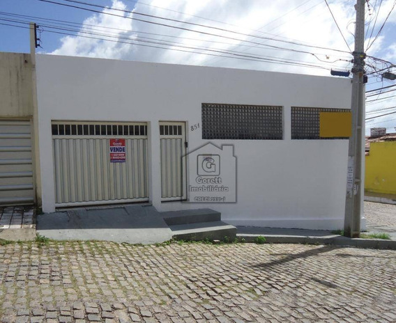 Casa Com 3 Dormitórios À Venda, 200 M² Por R$ 295.000 - Capim Macio - Natal/rn V0360 - Ca0300