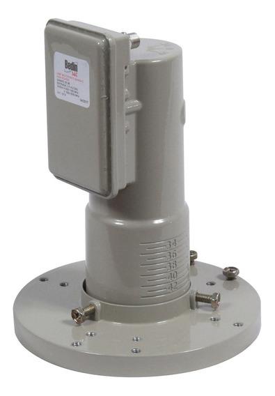 Lnbf Multiponto Bedin Sat 4610-6 High Power 65 Db Banda C