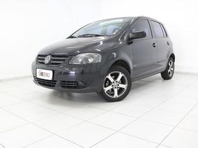 Volkswagen Fox Black 1.0 8v Flex 49 2010