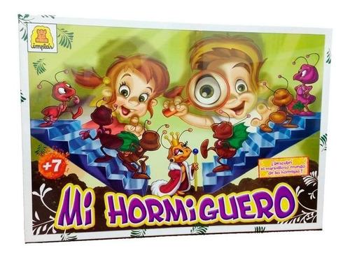 Mi Hormiguero Aprender La Naturaleza 348
