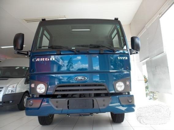 Ford Cargo 1119 Com Ar Condicionado