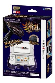 Nintendo 3ds Ll Monster Hunter 4 Equipo De Caza Gore Maga