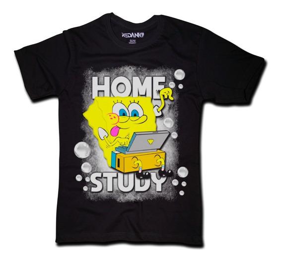 Camiseta Bob Esponja - Niño