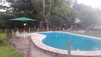 Quinta En La Reja Moreno (alquiler Temporal)