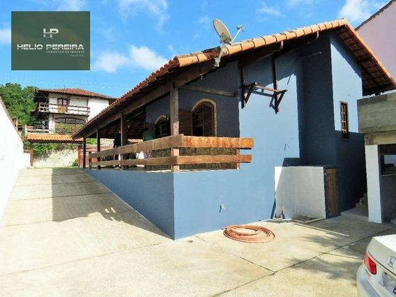 Casa Em Maricá, Condomínio Monte Verde Com Uma Suíte - Ca0365