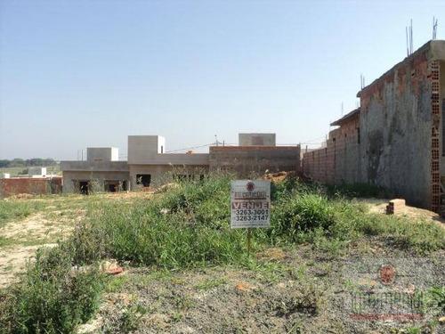 Imagem 1 de 2 de Terreno Residencial À Venda, Residencial Vitiello, Boituva. - Te0915