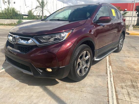 Honda Cr-v 4x4 Exl Full Nueva