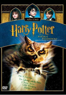 Dvd - Harry Potter Y La Piedra Filosofal