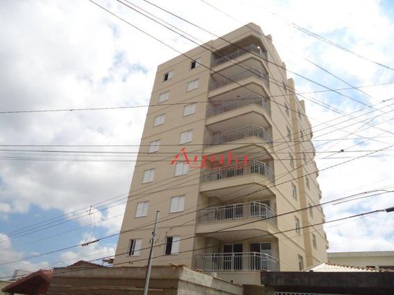 Cobertura Com 3 Dormitórios À Venda, 60 M² Por R$ 580.000 - Parque São Vicente - Mauá/sp - Co0612