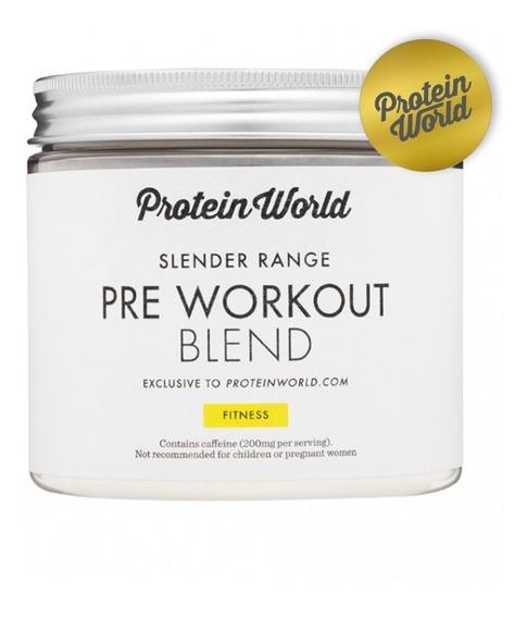 Pre Entrenamiento 250gr Protein World