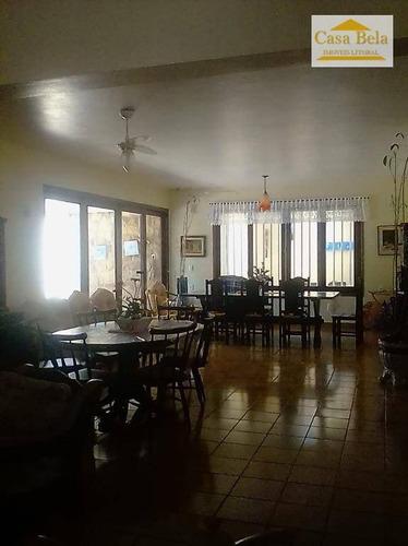 Casa Com 6 Dormitórios À Venda, 235 M² Por R$ 900.000,00 - Jardim Itanhaém - Itanhaém/sp - Ca2946