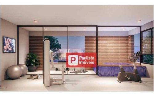 Novo- Pronto Para Morar, Últimas Unidades!.apartamento Com 2 Dormitórios À Venda, 54 M² Por R$ 820.000 - Moema - São Paulo/sp - Ap26310