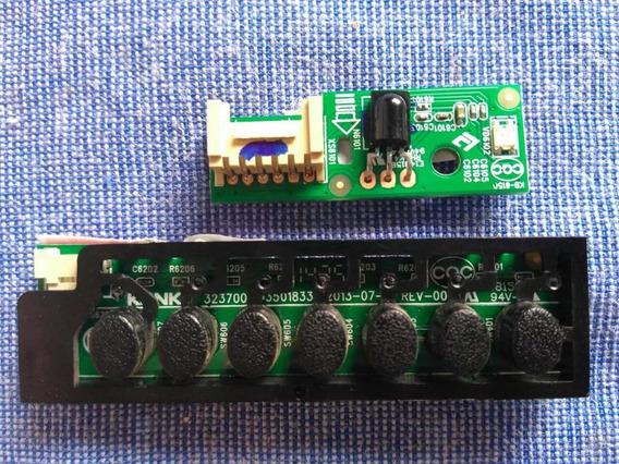 Teclado E Sensor Toshiba 40l2400