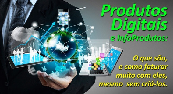 Kit Com + De 10 Mil Infoprodutos Para Revenda
